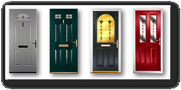 Composite door colours half  full galss composite doorsFront Doors   Double Glazed Front Doors. Double Glazed Front Door Prices Uk. Home Design Ideas