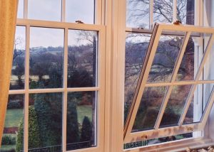 Tilting Sash Windows